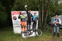 2015 Downhill Podium