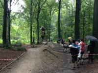 Downhillrennen 2014 Sprung