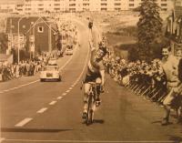 Klaus Kreutzer siegt 1967 in Lüttringhausen