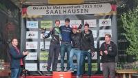 Saalhausen 2015 Podium