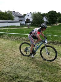 Schinderhannes 2016 - Jasmin im Rennen